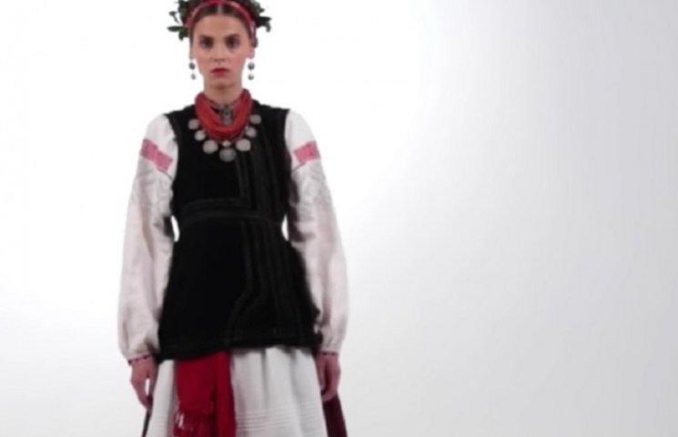 Як українська мода змінилася за 100 років