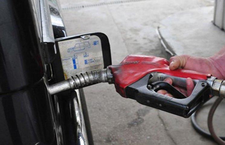 Ціни на бензин в Запріжжі станом на 25 серпня