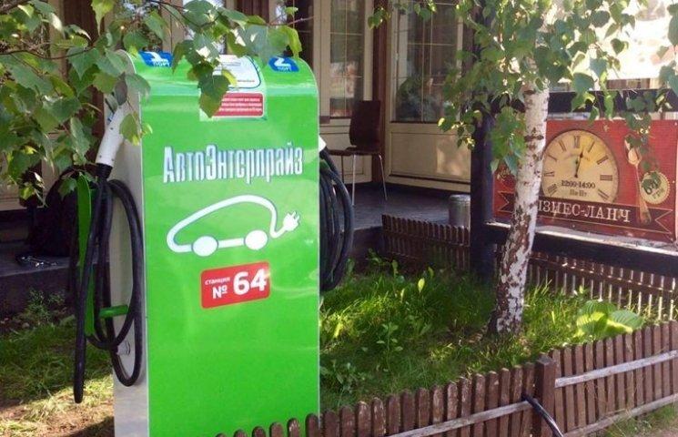 У Хмельницькому запрацює ще два десятка електрозаправок