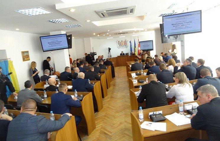 Вінницькі депутати ухвалили мораторій на популізм