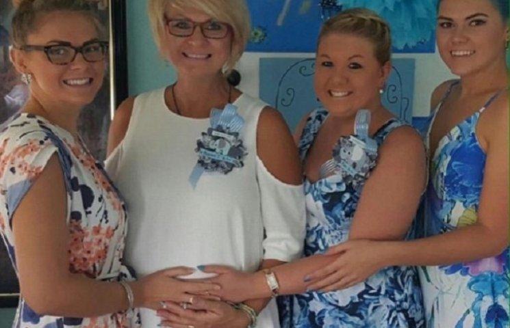 46-летняя женщина стала суррогатной матерью для собственного внука и хочет родить еще
