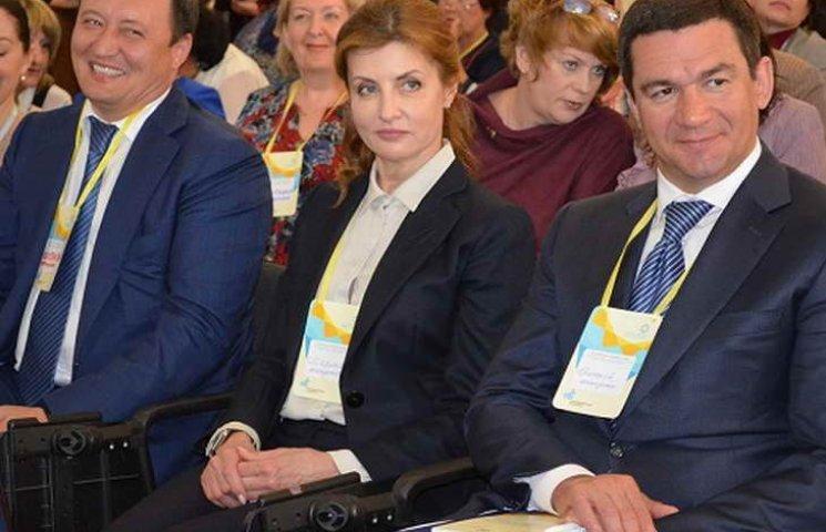 До Запоріжжя їде перша леді України