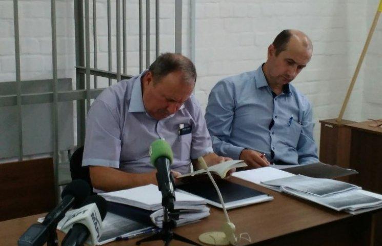 """Николаевскому """"Аладдину"""" Романчуку отказали в смене состава судей"""