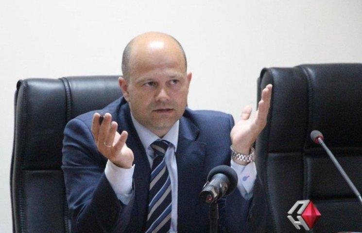 """Представленого мінінфраструктури нового голову """"Миколаївоблавтодору"""" не узгодили"""