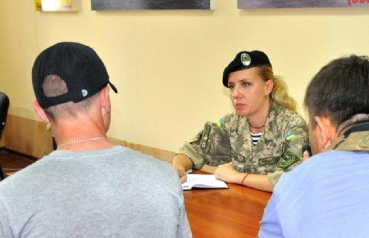 У Миколаєві відкрили вербувальний центр ВМС