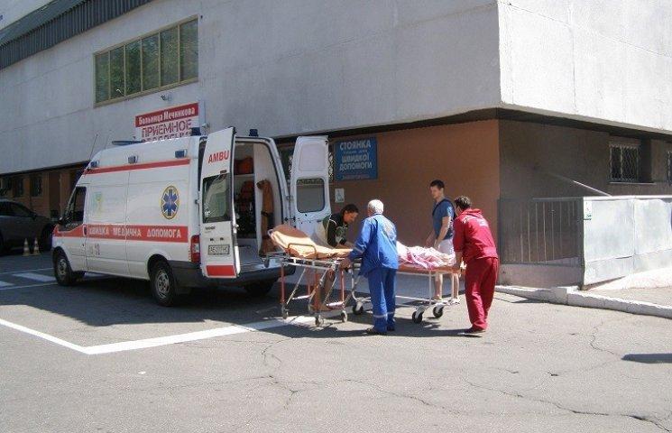 У Дніпрі в лікарні помер важкопоранений боєць