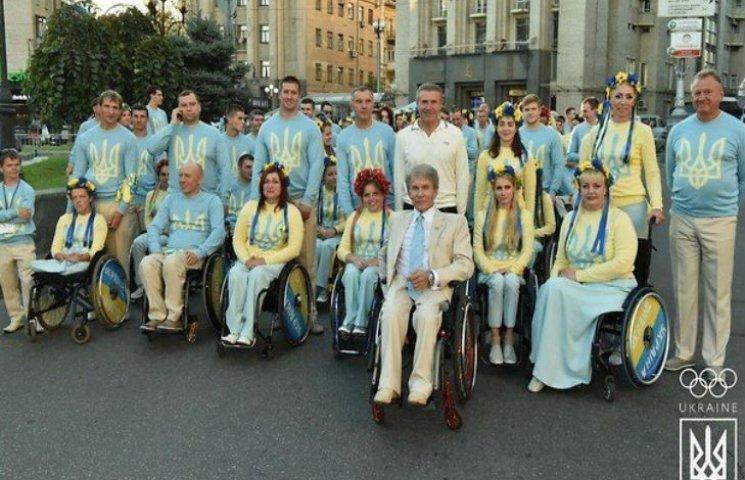 На Паралімпійські ігри в Ріо поїхали 13 полтавських спортсменів