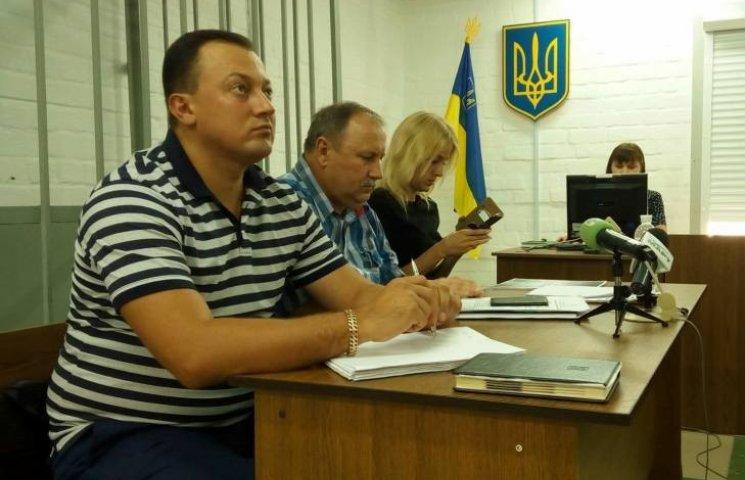 Романчук взяв на суд лише двох з п