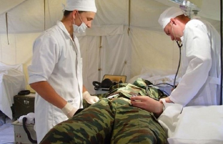 У Харків доставили 24 постраждалих бійців АТО