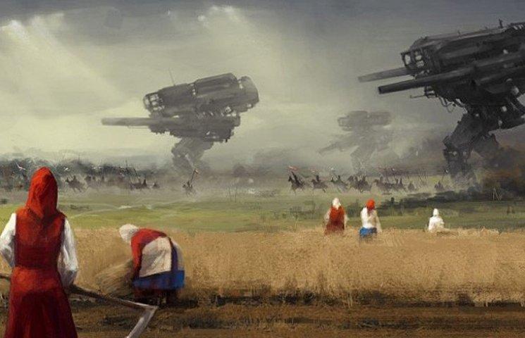 Бойові роботи - відтепер і в Україні…