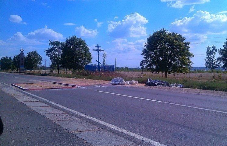 На Миколаївщині в розпал африканської чуми свиней покинули санітарний пост