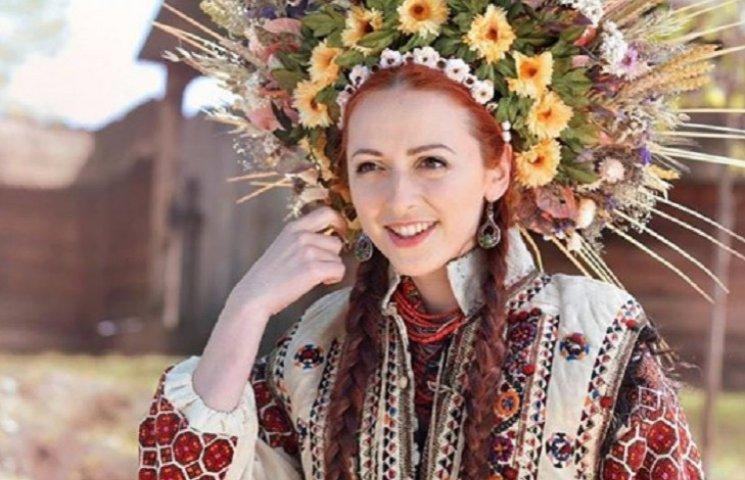 Як українки вбиралися на свята понад 100 років тому