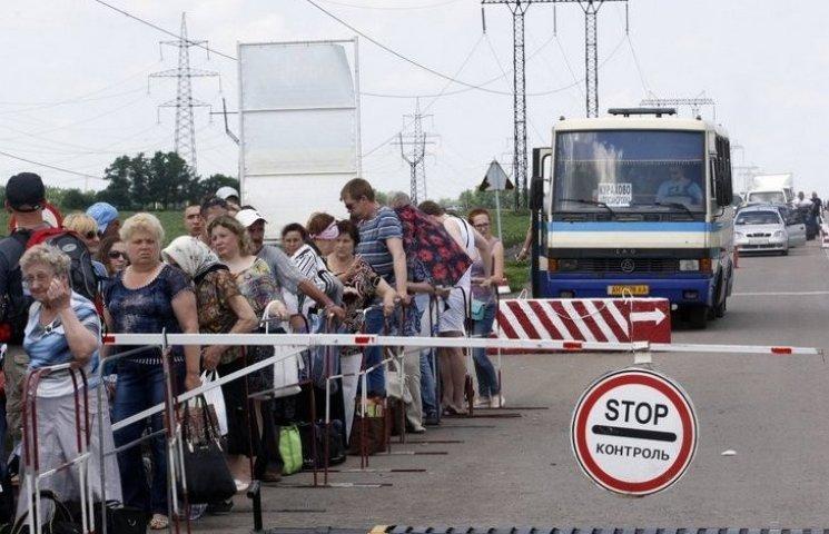 Пограничники на Донбассе рассказали, ког…