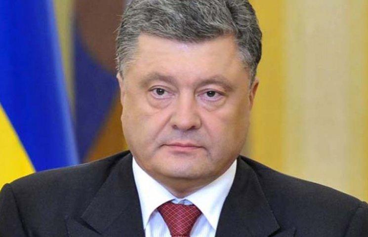 """Петро Порошенко """"транзитом"""" відвідає Мелітополь"""