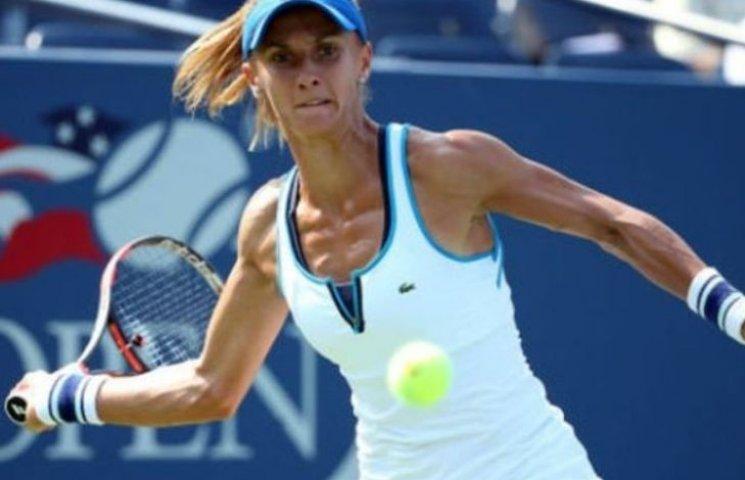 Миколаївська тенісистка змагається в Відкритому чемпіонаті США