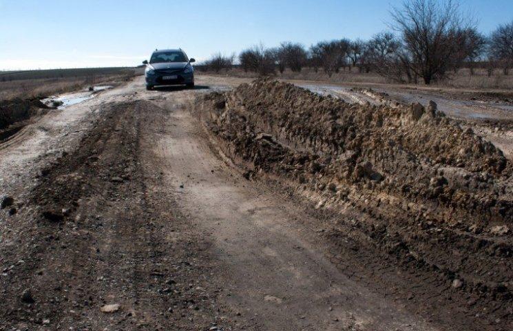Ремонт дорог на Николаевщине блокирует сращивание политиков с криминалитетом, - Омелян