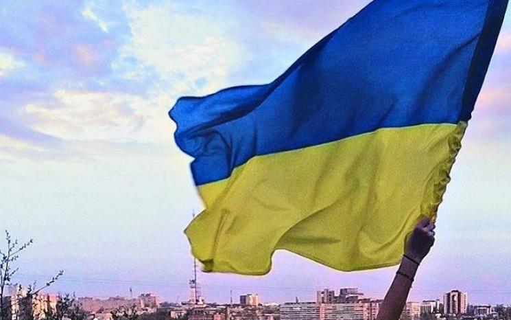 Усамоназваній «ЛНР» затримано трьох юнаків замалюнки та підняття прапору України
