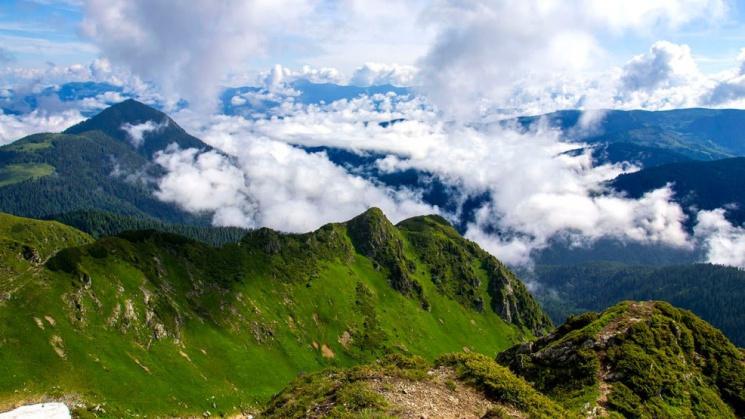 Як виглядають Мармароси - місце в Карпатах, де народжуються хмари