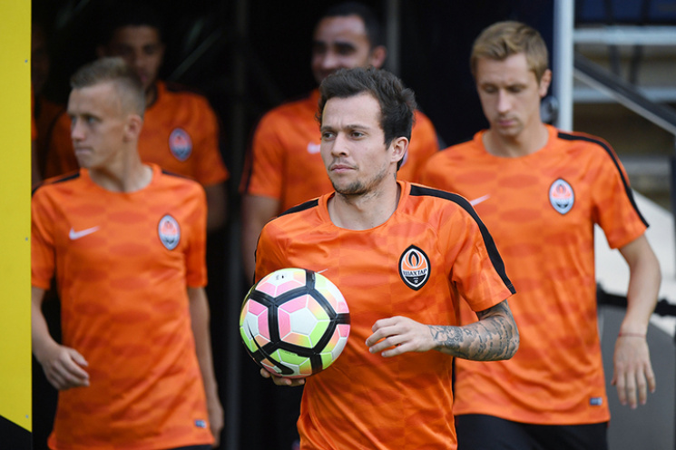 «Шахтар» обіграв «Маріуполь» вматчі Прем'єр-ліги