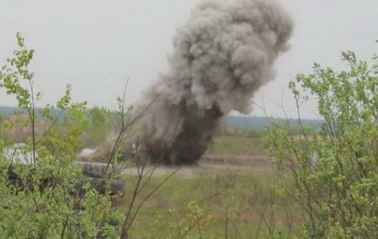 На навчаннях під Києвом загинув військовий з Кривого Рогу