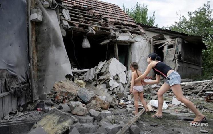 За місяць наЛуганщині загинуло семеро мирних мешканців— ОБСЄ
