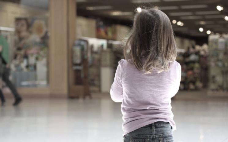 У Сумах копи повернули матері загублену доньку