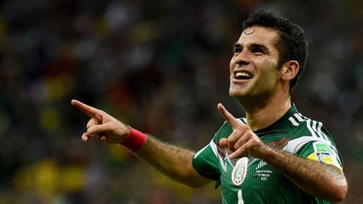 Власти США внесли всанкционный список футболиста сборной Мексики