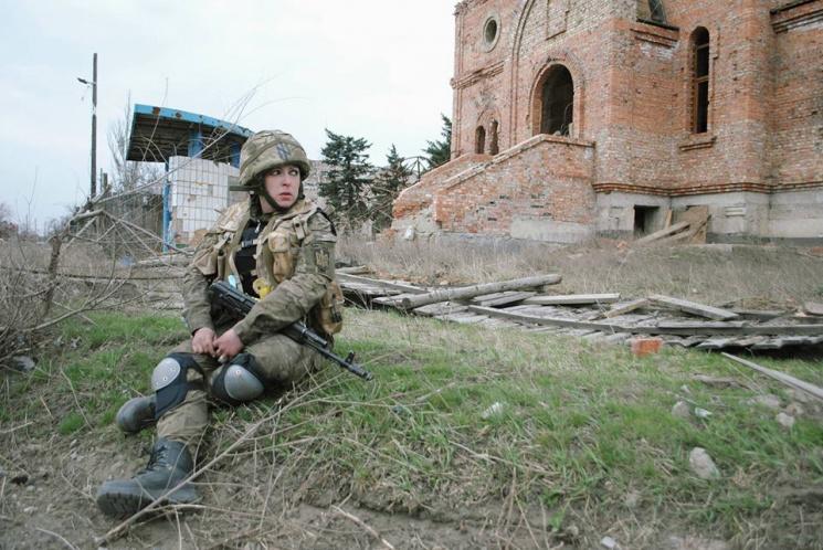 Гранатометниця Бурлакова: Про війну, добробати, та боротьбу з бюрократією ЗСУ