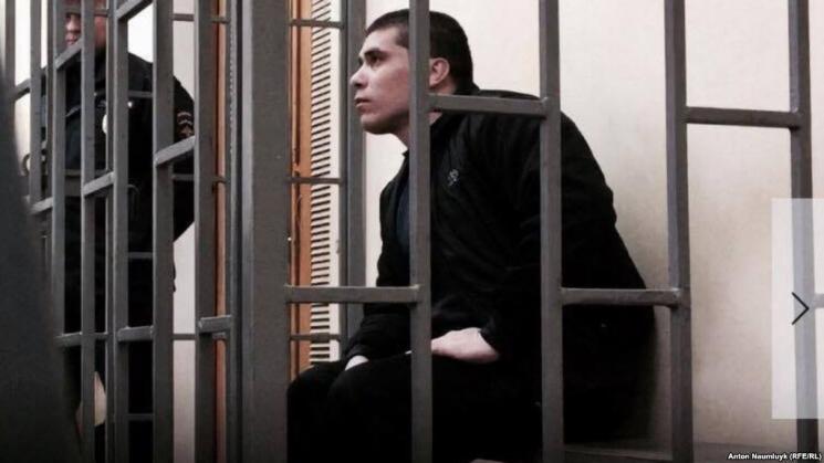 Фігуранта справи про «диверсантів» Сулейманова засудили дороку і 8 місяців ув'язнення