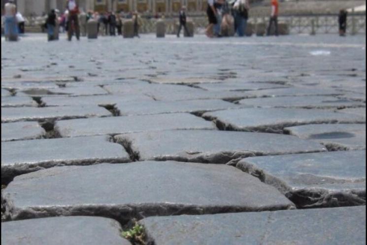 Одеську історичну бруківку намагаються п…