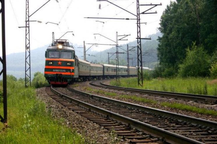 Під Вінницею поїзд переїхав жінку