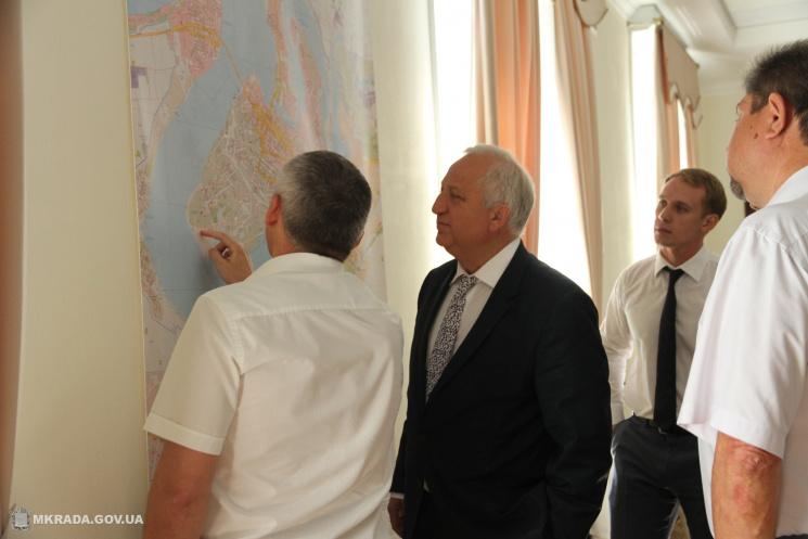 Миколаїв отримає 10 млн євро кредиту на купівлю тролейбусів