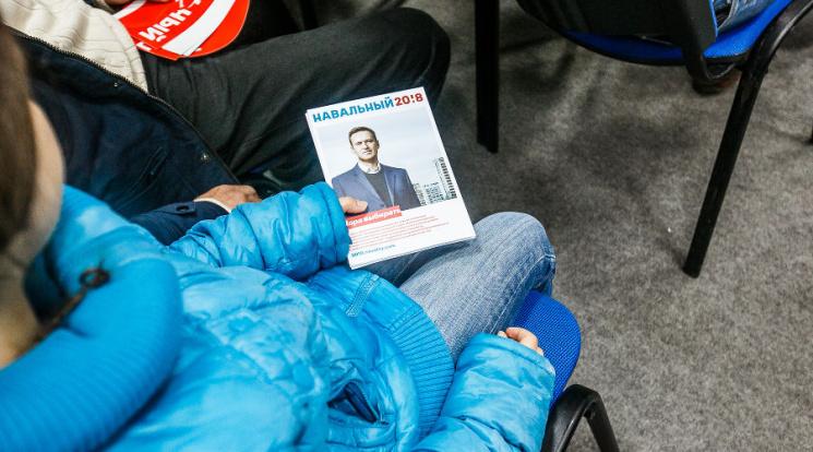 """Кубанських полісменів покарали за """"закриті очі"""" під час нападів на штаб Навального"""