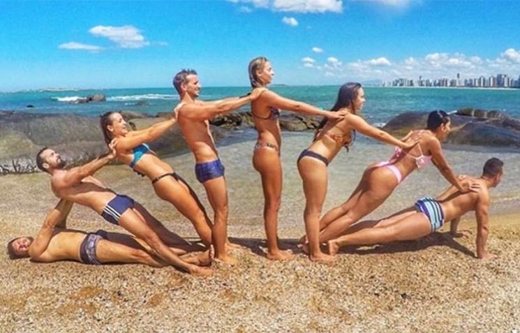 20 прикладів, як креативно сфотографуватися у відпустці