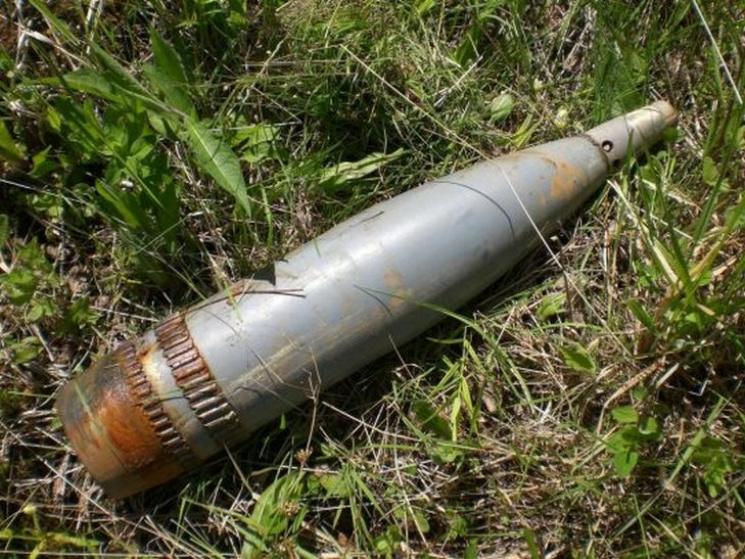 У Кременчуці біля лікарні знайшли боєприпас