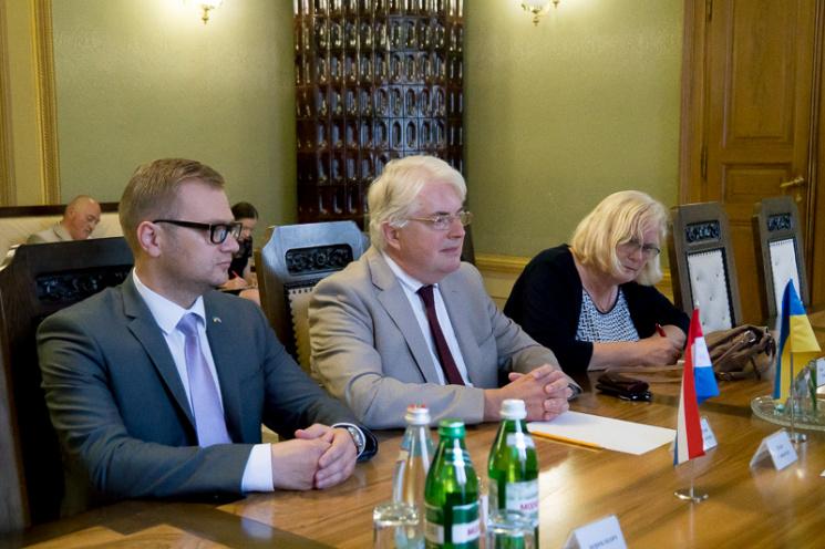 Львівщина співпрацюватиме із Королівством Нідерландів