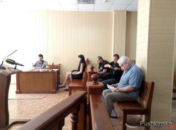 Підозрюваний у викраденні нардепа Гончаренко залишиться у СІЗО
