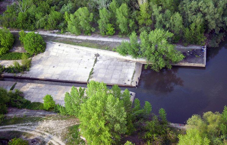 Либідь буде жити: Русло літописної річки планують укріпити