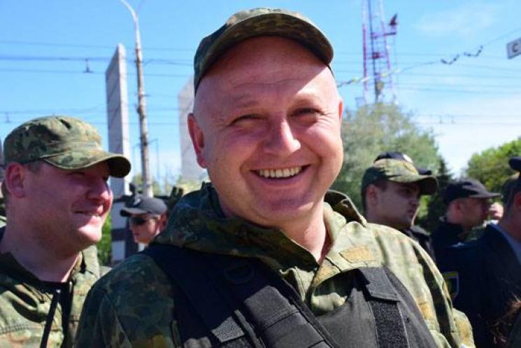 Наблокпосту скончался  полицейский, который работал всамых пламенных  точках Донбасса
