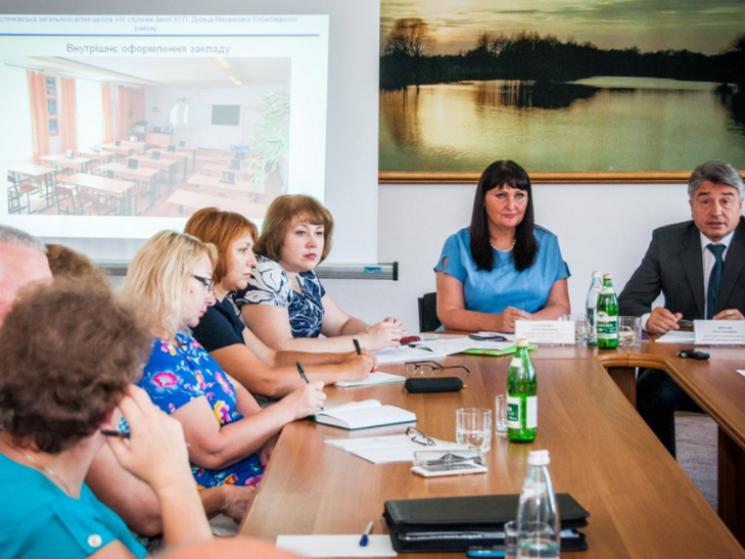 Школи Полтавщини працюватимуть за новими стандартами