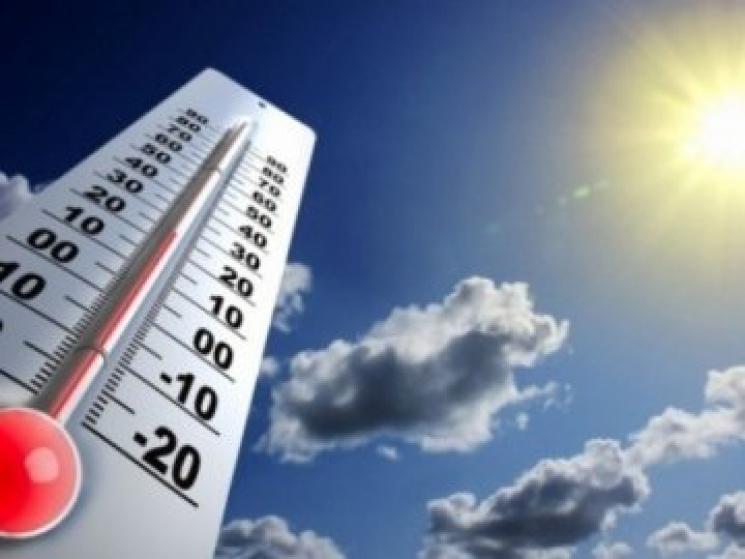 У суботу на Хмельниччині стовпчики термометрів сягнуть +34°С