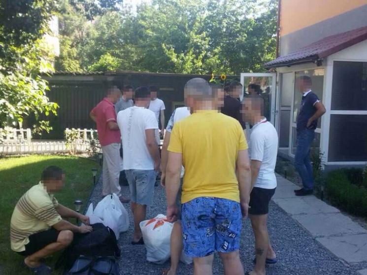 Громадянина США незаконно утримували вреабілітаційному центрі Полтави