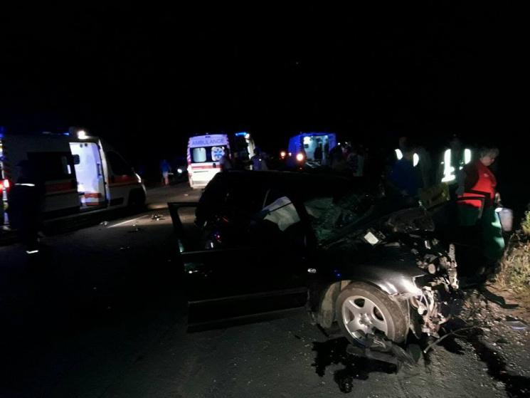 У Хмельницькому в ДТП постраждали восьмеро людей