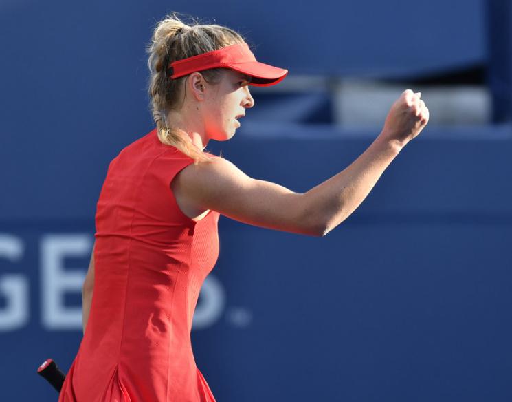 """Українка Світоліна """"знищила"""" Халеп у півфіналі Rogers Cup"""