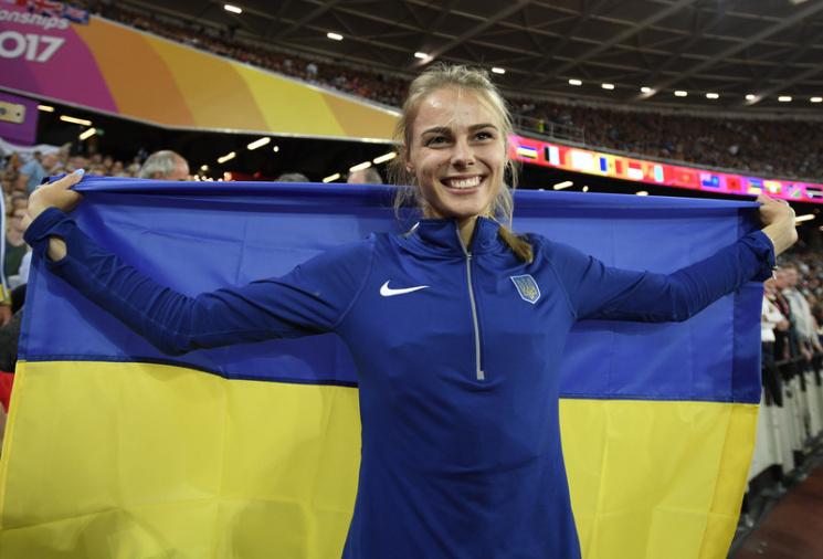 Україна зрекордом здобула першу медаль наЧС злегкої атлетики