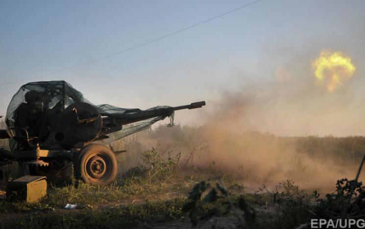 За добу бойовики 17 разів порушили перемир'я: у ЗСУ один загиблий і 8 поранених