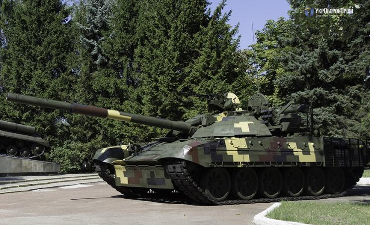 """Новий Т-72. Яку заміну """"Оплотів"""" знайшли…"""