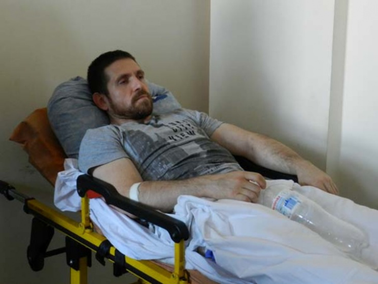 Подозреваемый вышел под залог в128 тыс. гривень— стрельба вДнепре
