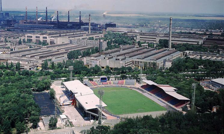 Матч «Мариуполь»— «Динамо» могут сыграть вКиеве,