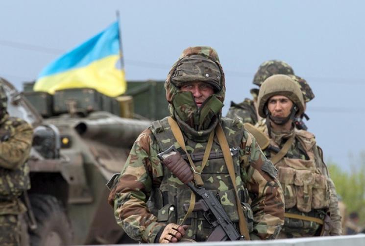 Боевики применили вКрасногоровке крупнокалиберные пулеметы— Штаб АТО